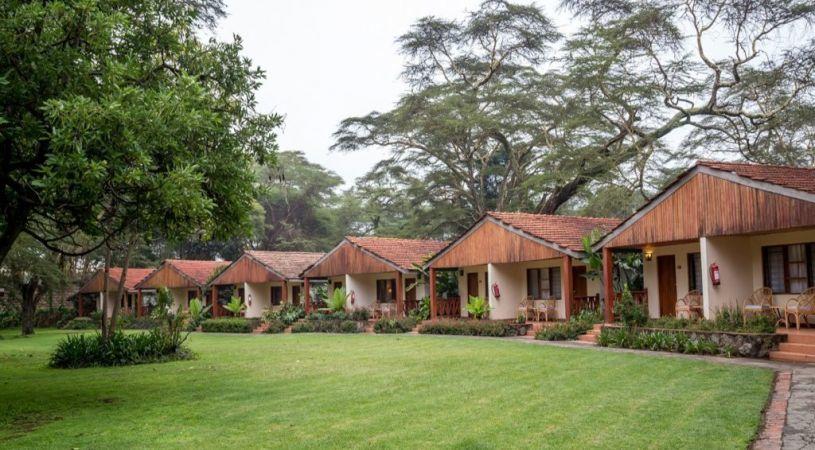 Fairmont Mt Kenya Safari Arkman Safaris